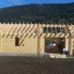 Construction en bois massif ou en ossature bois