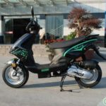 Scooter hybride Revatto